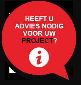Heeft u advies nodig voor uw project?